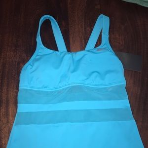 NWT Nike Tankini swim top